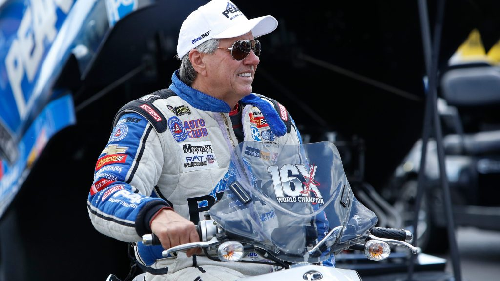 NHRA John Force returns