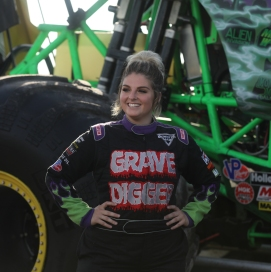 Anderson Grave Digger