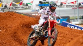 Supercross Round 13 results