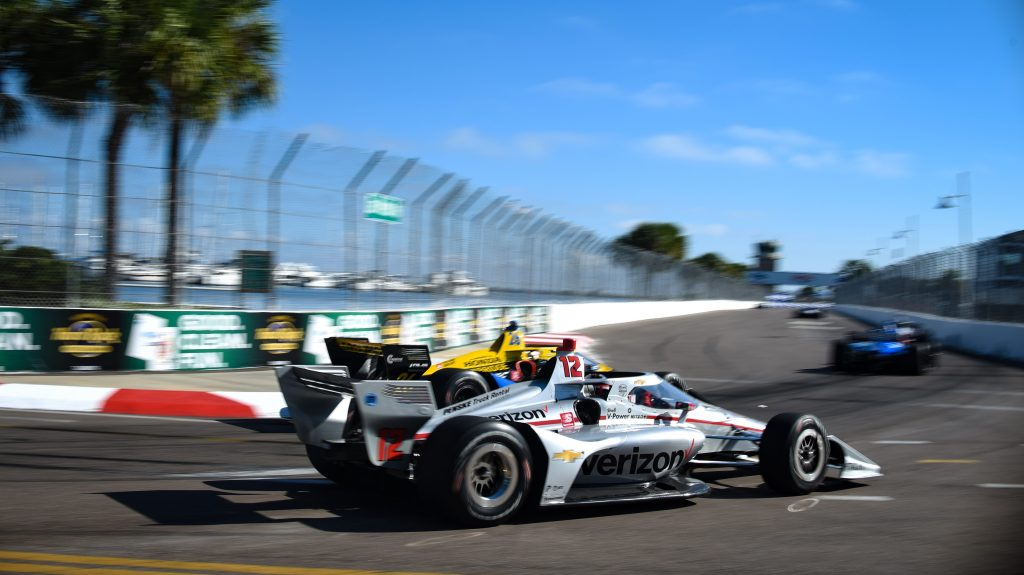 IndyCar 2021 entry list St. Pete
