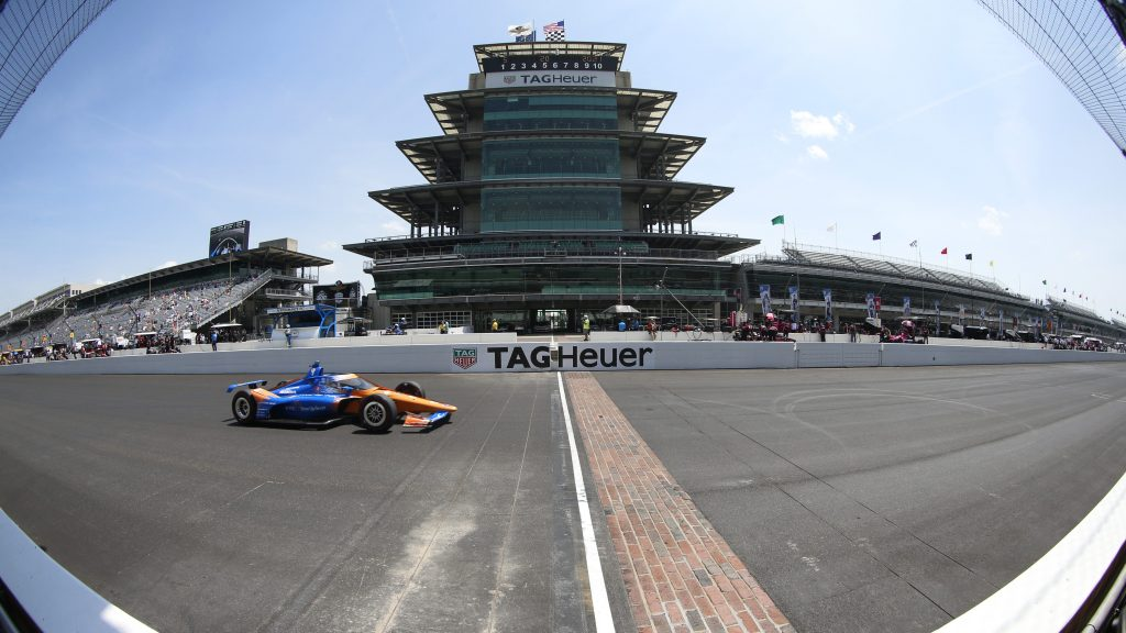 Indy 500 qualifying order