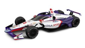 Wilson Indy 500 Andretti