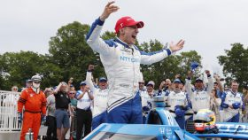 IndyCar Road America results points
