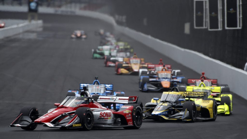 IndyCar Indianapolis GP start times