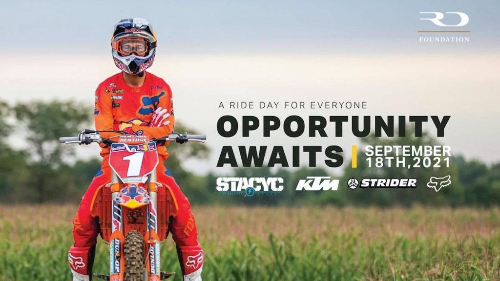Dungey Foundation Opportunity Awaits