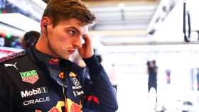 Max Verstappen angry Lewis Hamilton
