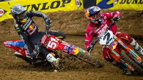 Supercross results Round 2